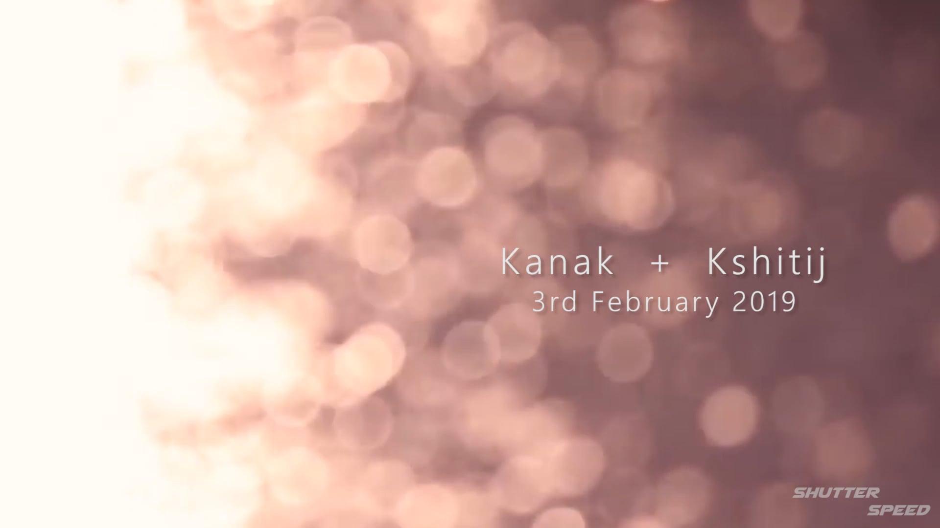 Kanak weds Kshitij