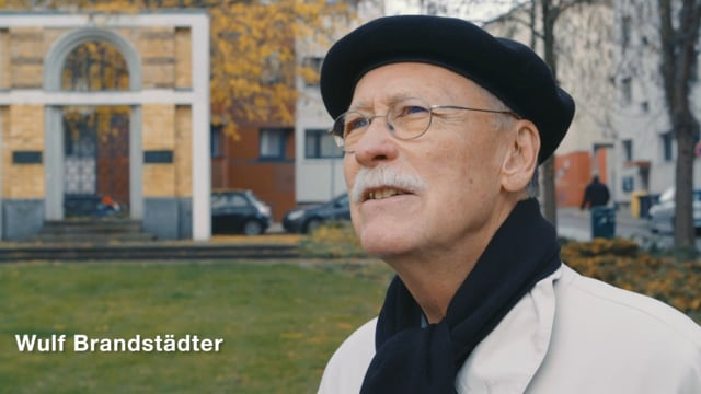 WEBSERIE PLATTENKÖPFE / Architekt Wulf Brandstädter