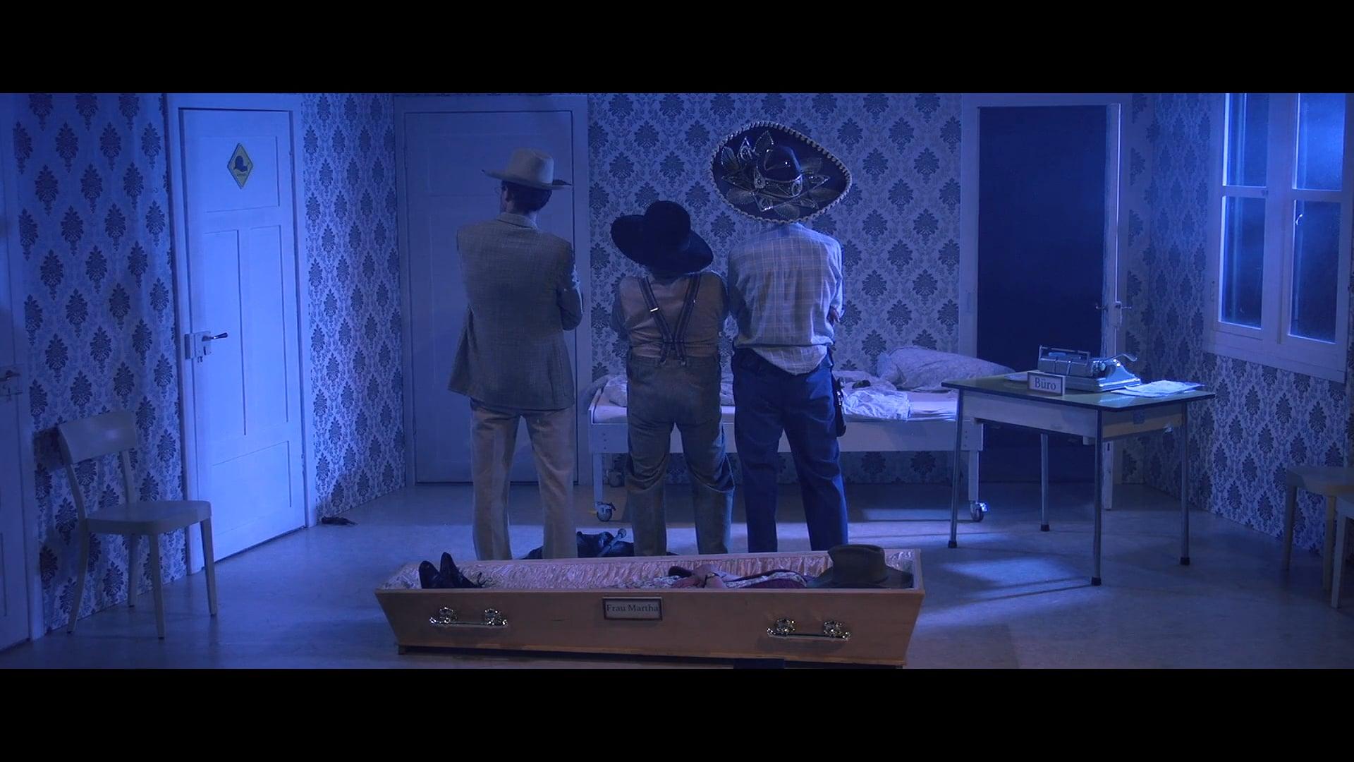 Martha und die Los Banditos Trailer 3 Min