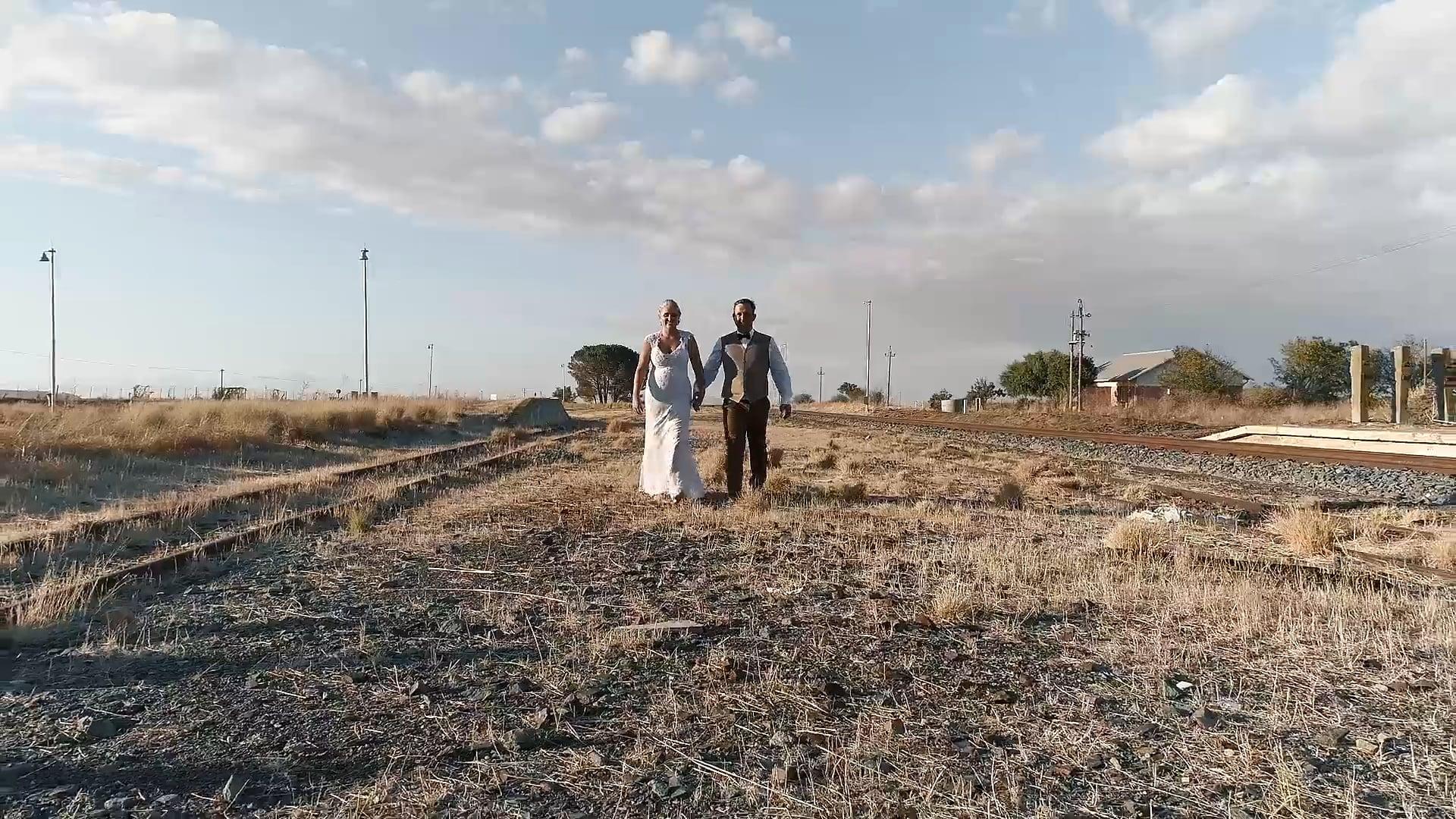 Christo and Simoné wedding preview, Het Vlock Casteel - 09 March 2019