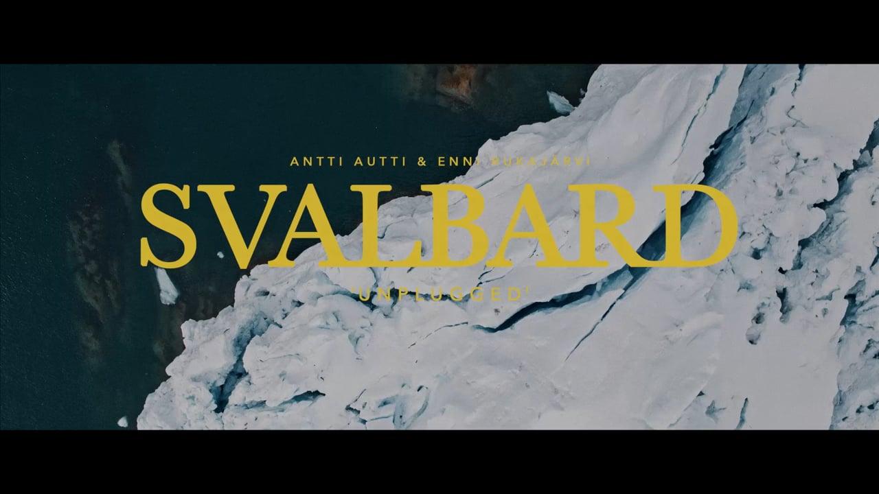 Svalbard Unplugged