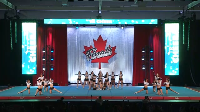 TR Cheer  Cursed Queens - Canadian Finals Level 3