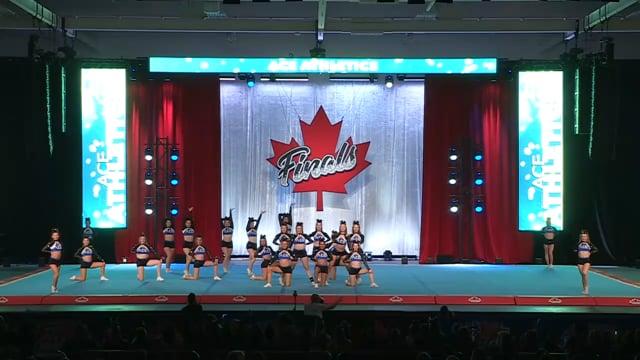 ACE Athletics  Scandalous - Canadian Finals Level 4.2