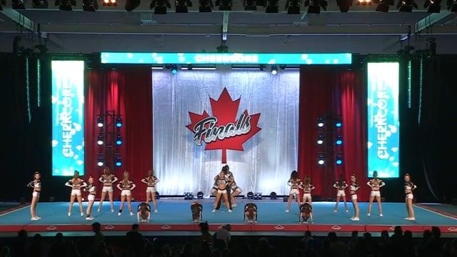 CheerCore  24K - Canadian Finals Level 5R