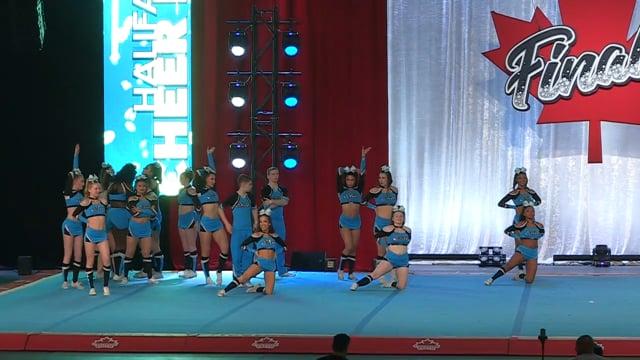Halifax Cheer Elite  4.2Pac - Canadian Finals Level 4.2