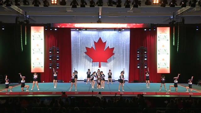 Bluewater Cheer Athletics  Ice - Junior Small A 2  R2