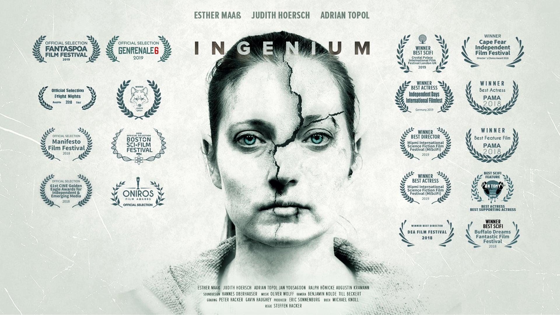 INGENIUM (2019) Trailer