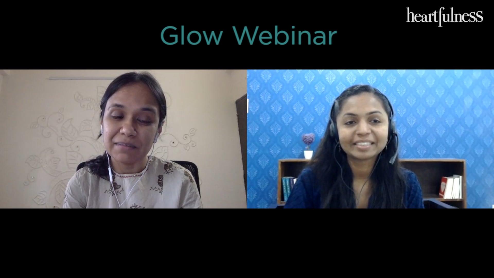 Glow Webinar - Transformation
