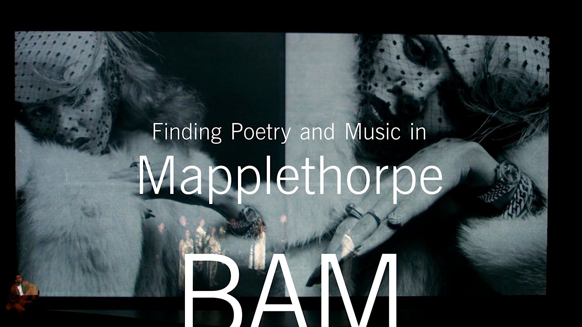 Finding Poetry and Music in Mapplethorpe