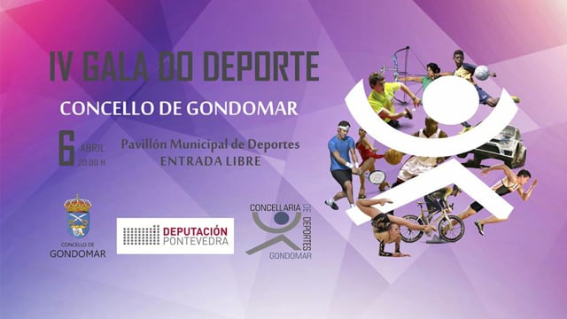 Vídeo IV GALA DO DEPORTE CONCELLO DE GONDOMAR