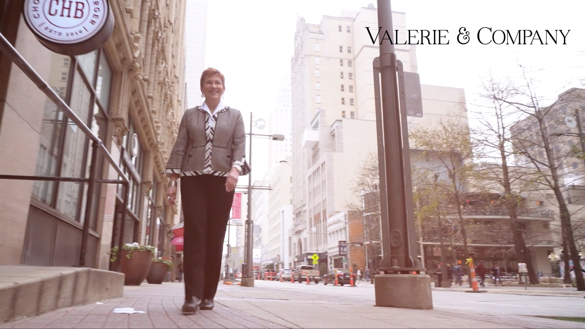 Valerie Sokolosky   Personal Sizzle