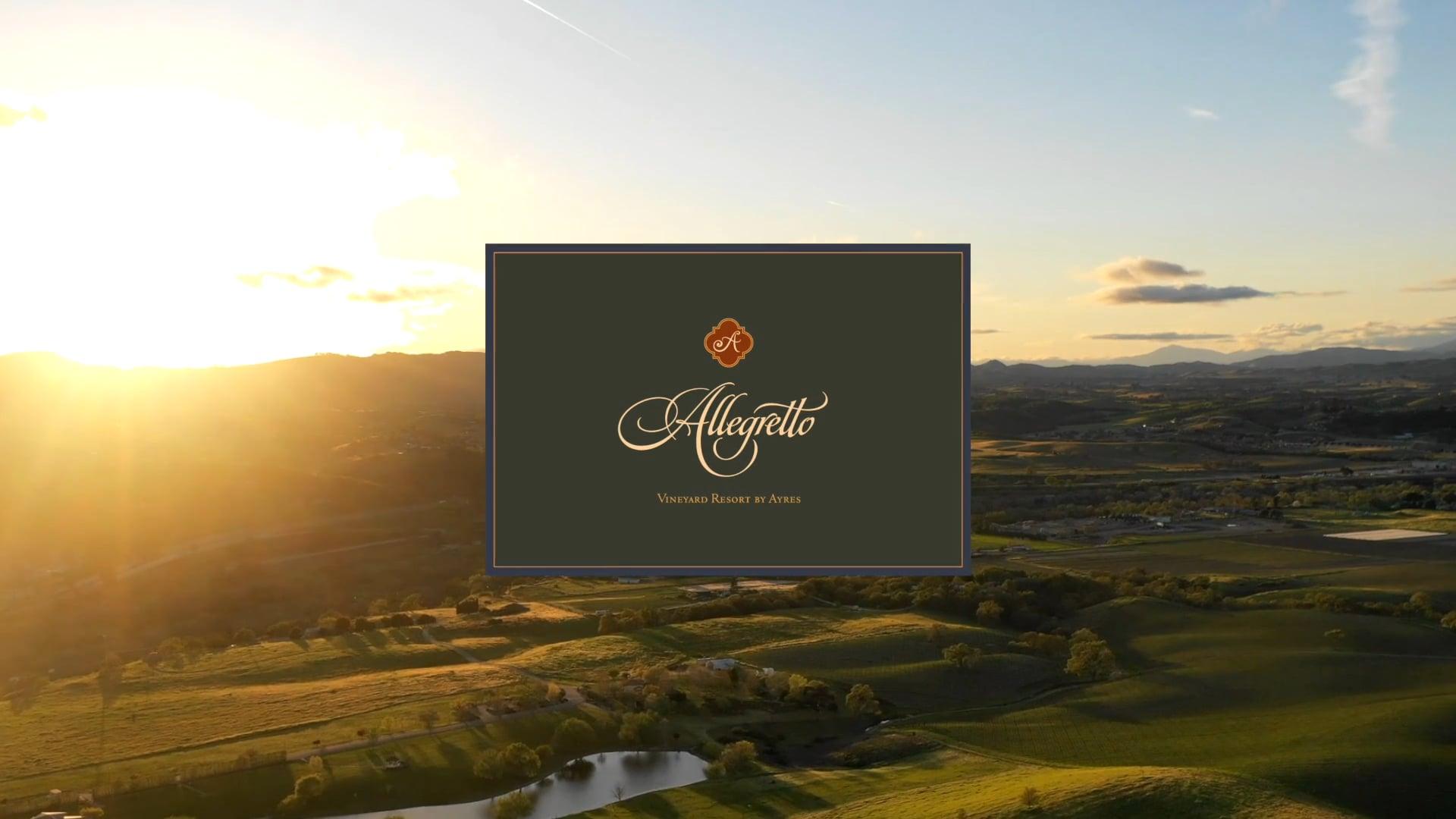 Allegretto Vineyard Resort