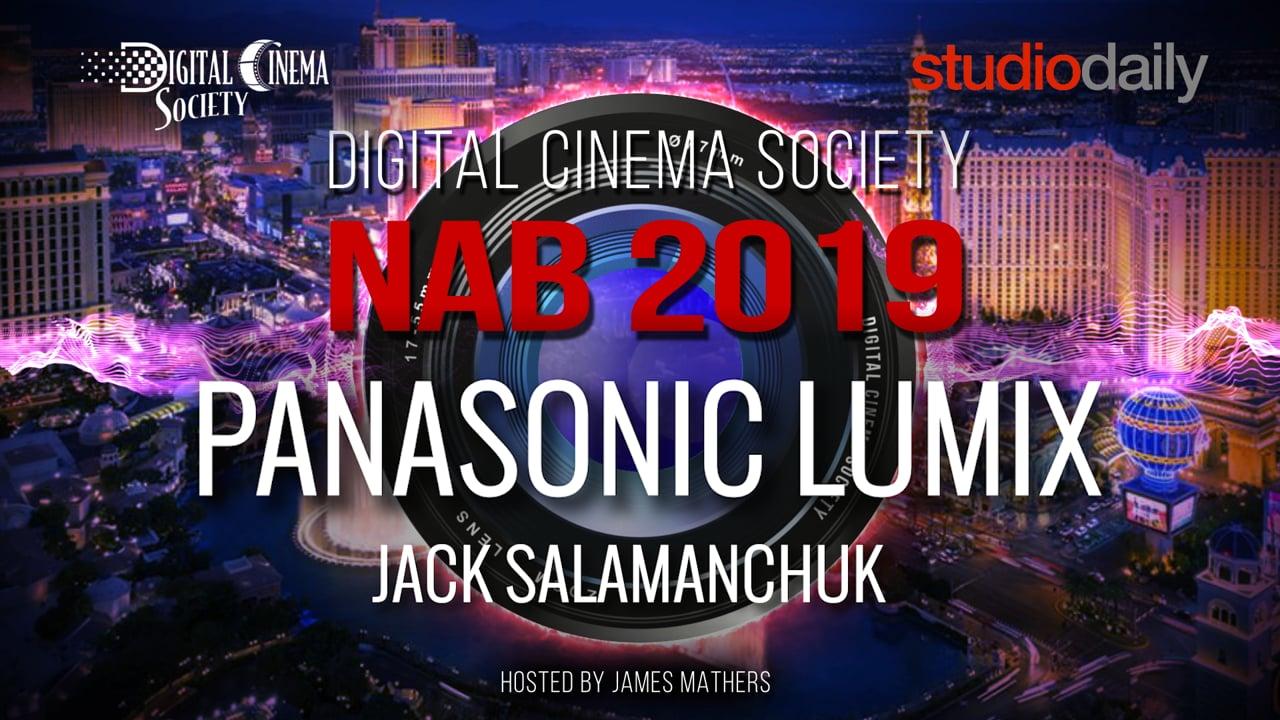 DCS @ NAB 2019 - PANASONIC LUMIX