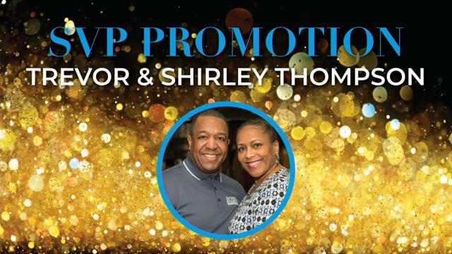3487Trevor & Shirley Thompson SVP Promotion (New Orleans 2019)