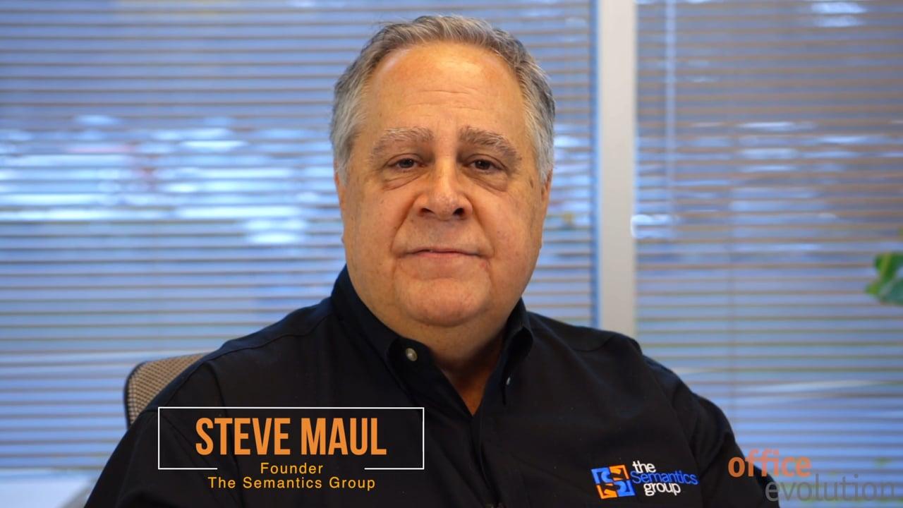 Office Evolution Member Success Steve Maul