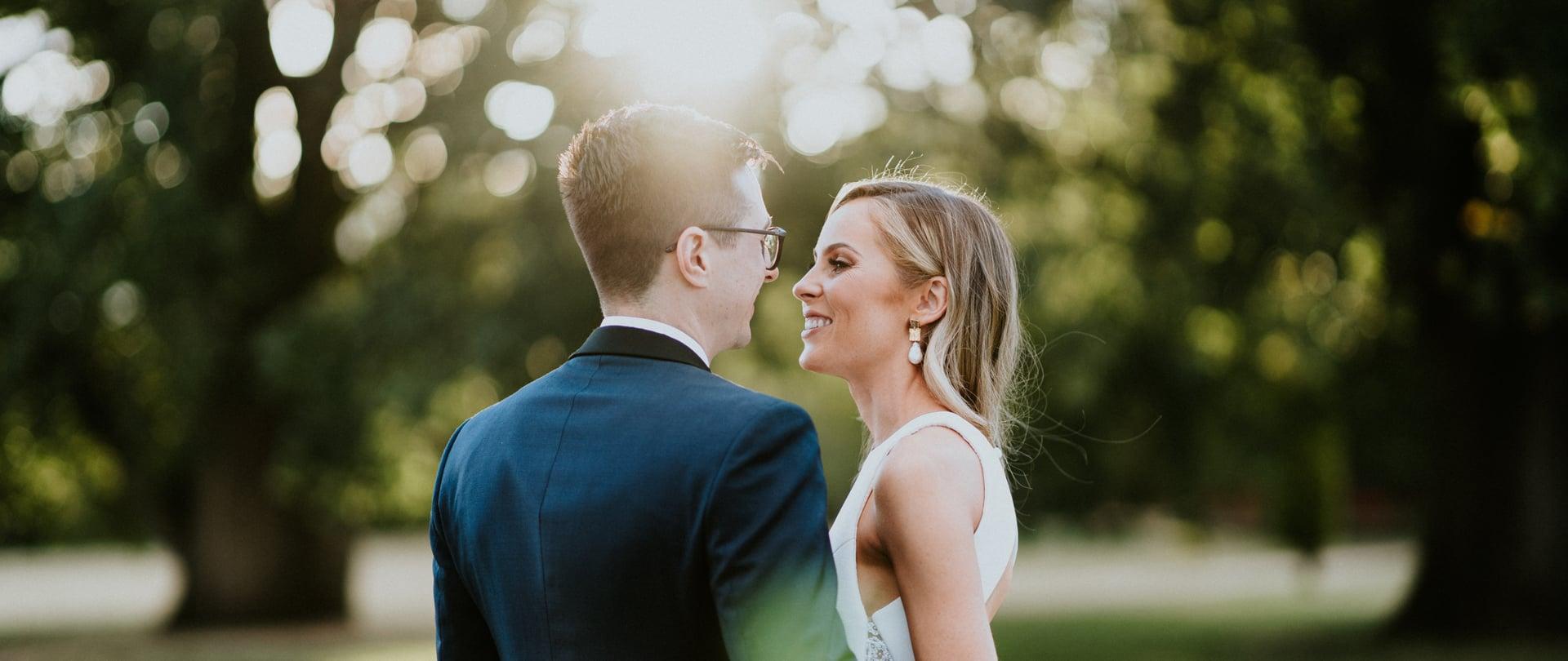 Ally & Dean Wedding Video Filmed at Yarra Valley, Victoria