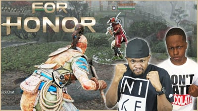 Epic Back And Forth Against Lucky Opponents! - For Honor Grind Ep.16