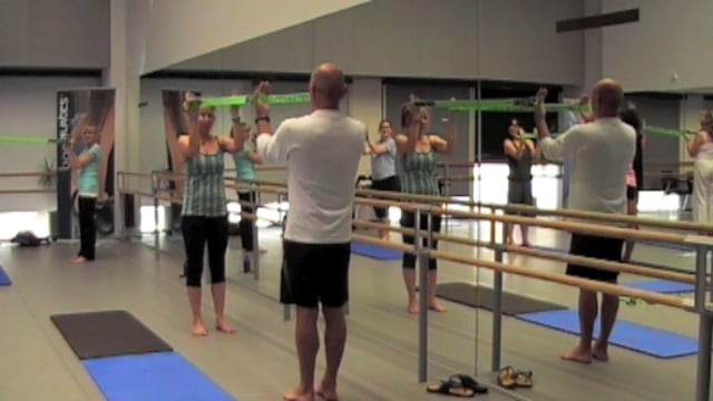 Parter Pilates with Resistance Bands : Malcolm Muirhead