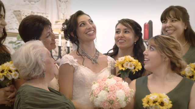 Stephen + Leslie Wedding Celebration Highlights (HD) - Christo Rey, Santa Fe - Sept 2018