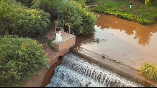 On Wings of Love Rainbow Wedding Highlights Teaser - Pecos River Boutique Lodge, NM