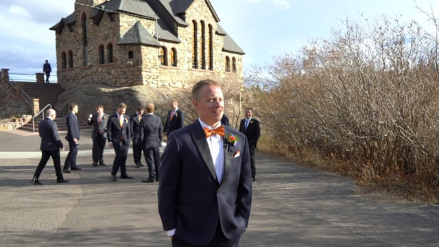 Stephanie + Ryan Wedding Highlights Teaser - St. Catherine Chapel - Historic Stanley Hotel Events, Estes Park CO - Oct 2018