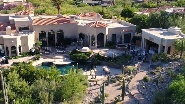 Nicol + Tom Wedding Home Estate Highlights - Tucson AZ - Apr 2018 (OWVG)