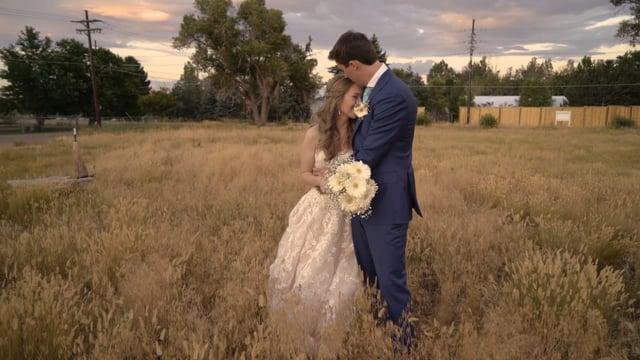Katie + Andy Wedding Highlights, Church Ranch Event Center, Denver CO - p.2