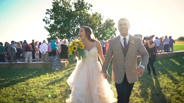 Tanner+Stephanie Wedding Highlights, Glover Ranch, Tucson AZ - 1min Teaser p.2