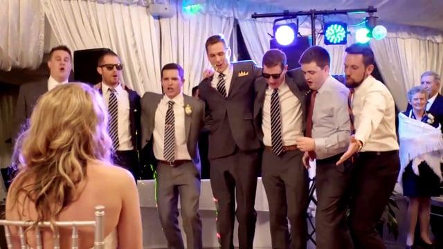 Ryan+Cathy Wedding, Regis _ Wellshire Inn, Denver - Instagram Teaser-A 1min