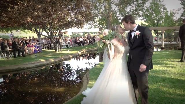 Leslie + Brantley Wedding Highlights Teaser - Rondena Historic Vineyard Estate, Albuquerque NM