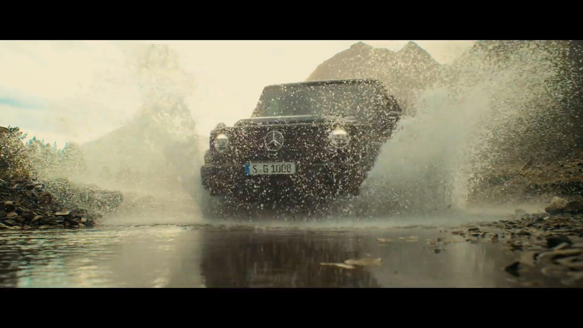 Mercedes Benz - Too Far