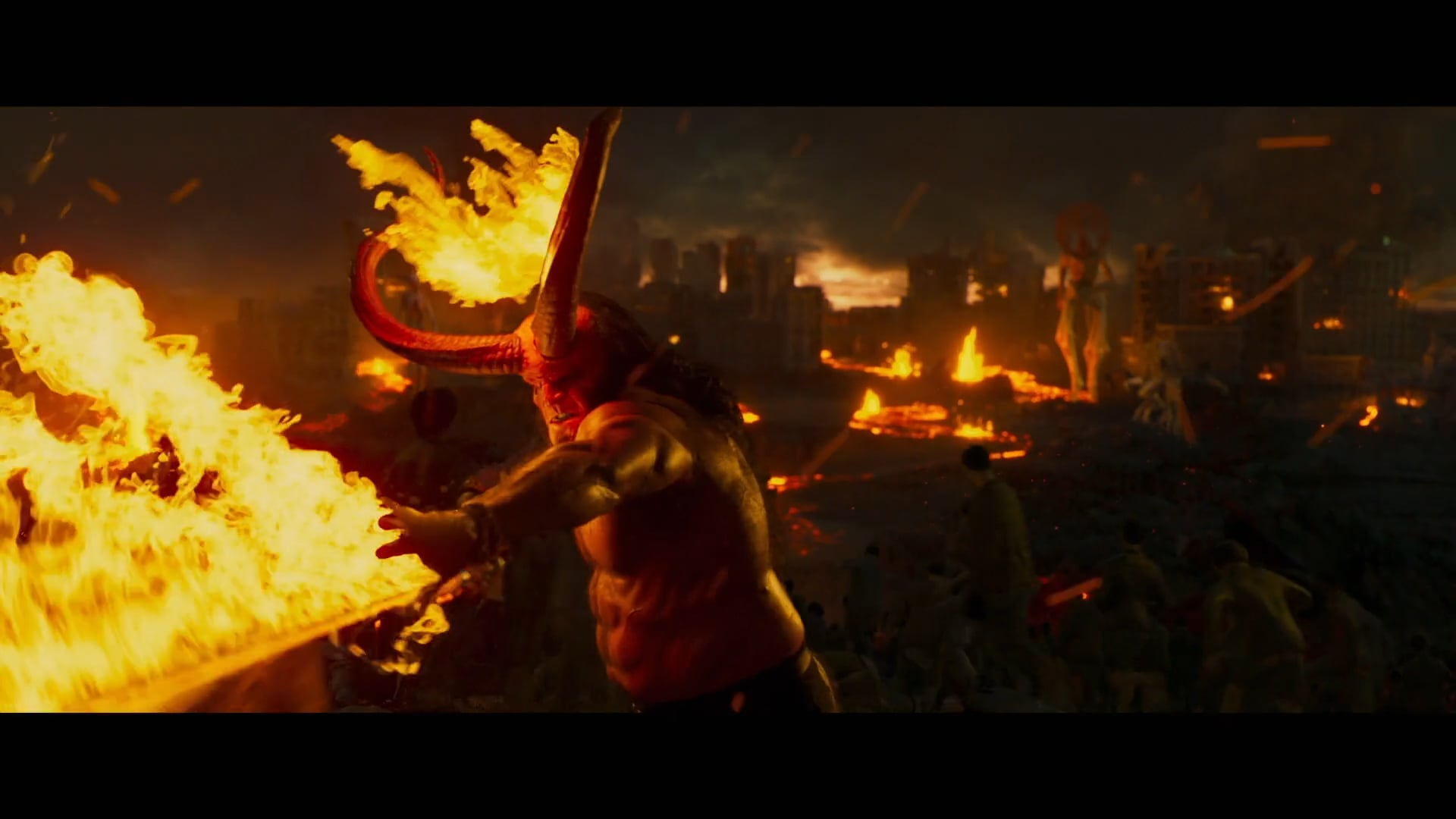 """RED BAND TRAILER - """"BIG RED"""""""