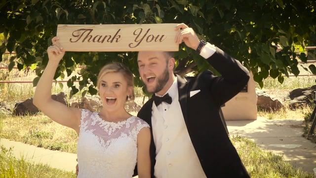 Lauren + Austin Wedding Highlights - Cabrini Shrine and Mt Vernon Country Club - Golden, CO - July 2016