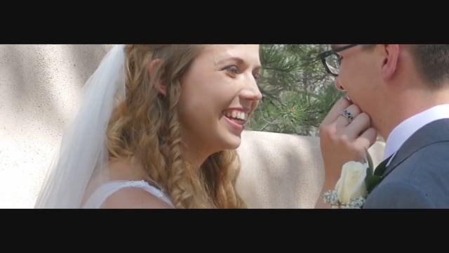 Megan + Brian Wedding Teaser - Black Forest, Colorado Springs - July 2016