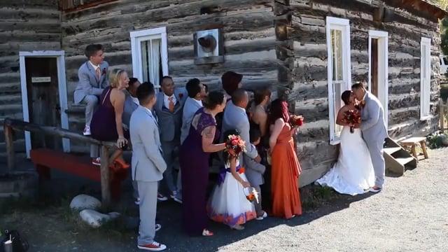 John + Misty Wedding Highlights Teaser - Golden + Church Ranch Events Center - Westminster, CO