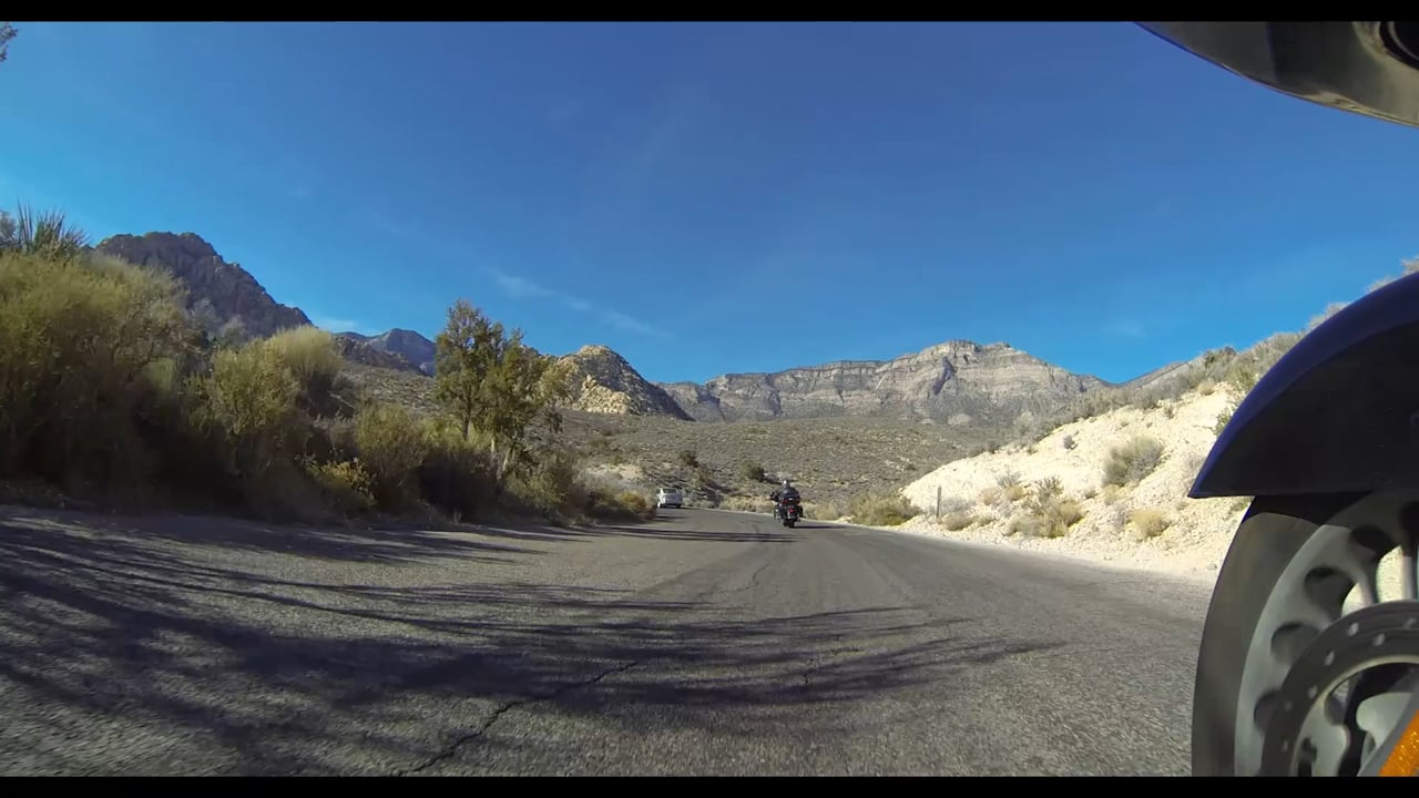Red Rock Canyon Rd  Sandstone Senic Loop