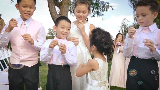 Tu + Susie Wedding Highlights Teaser - Lakewood Golf Country Club, Denver CO