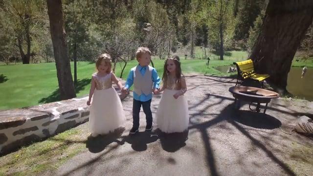 Lauren + Jack - Fairytale Dunafon Estate Castle, Denver CO - Wedding Highlights (full)