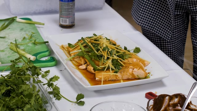 KPC Health & Wellness Program   Poached Salmon