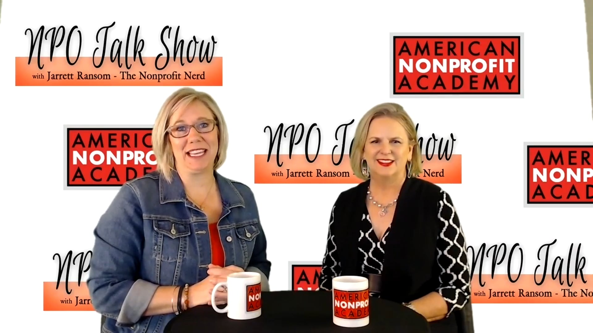 Charming Your Nonprofit Community with guest Kay McDonald, CEO of Charity Charms