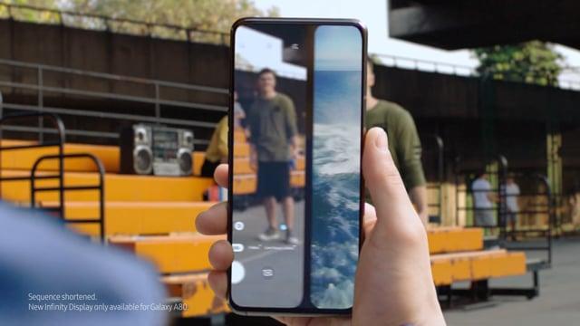 Samsung 'Galaxy A Commercial'