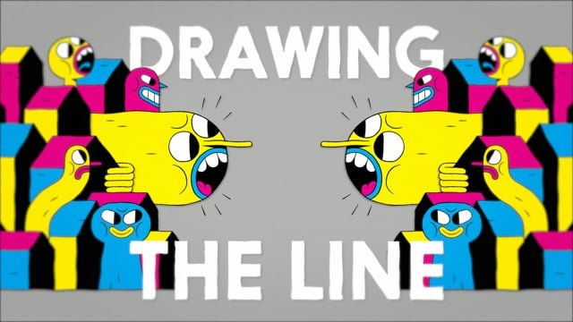 Drawing the Line Promo Video