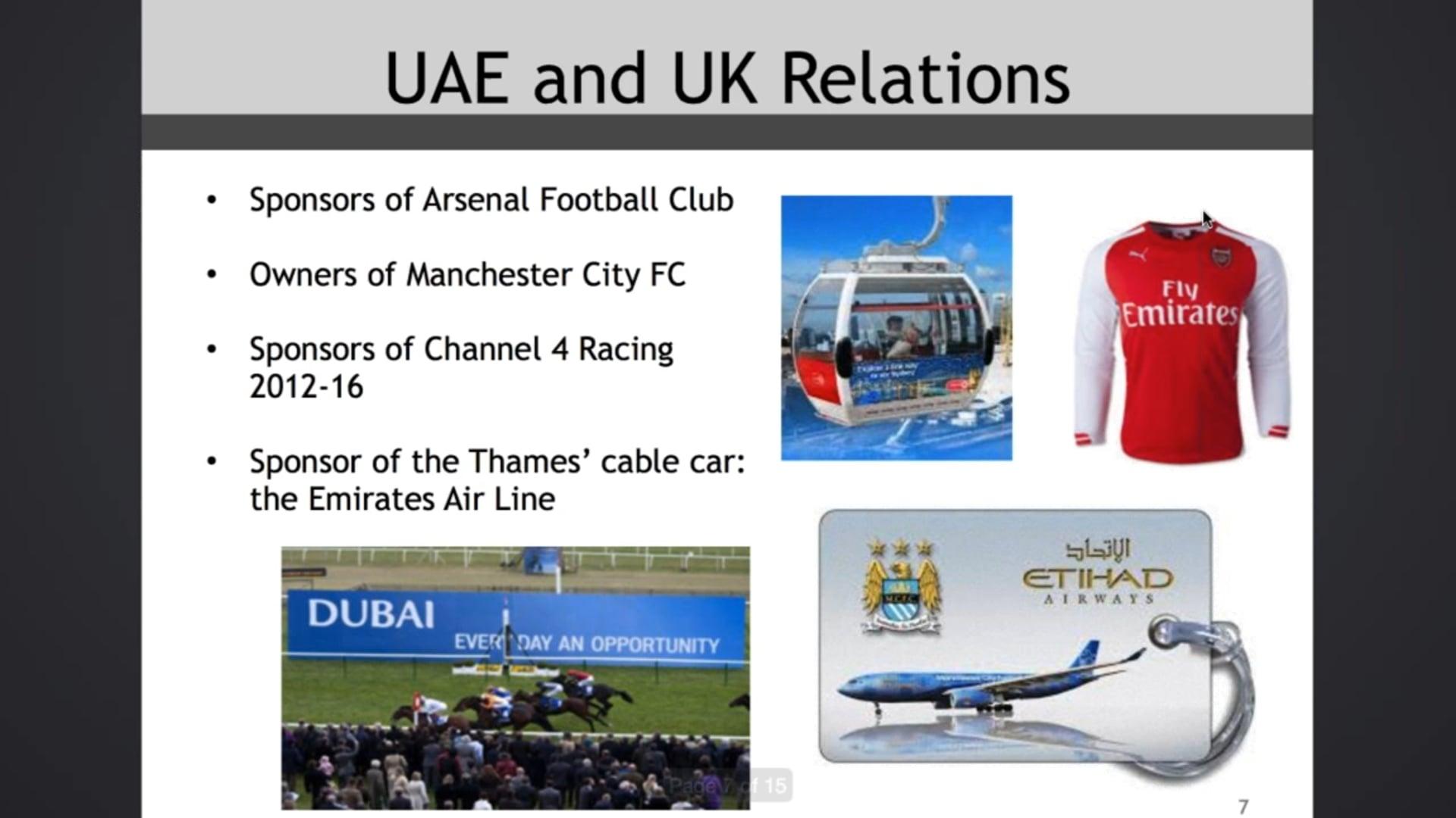 CIPR International - #DoingPRin United Arab Emirates (UAE) - 2015