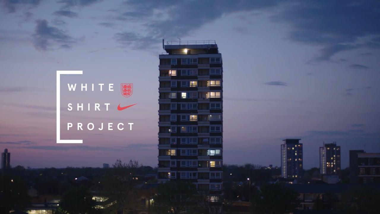 Nike - White Shirt Project