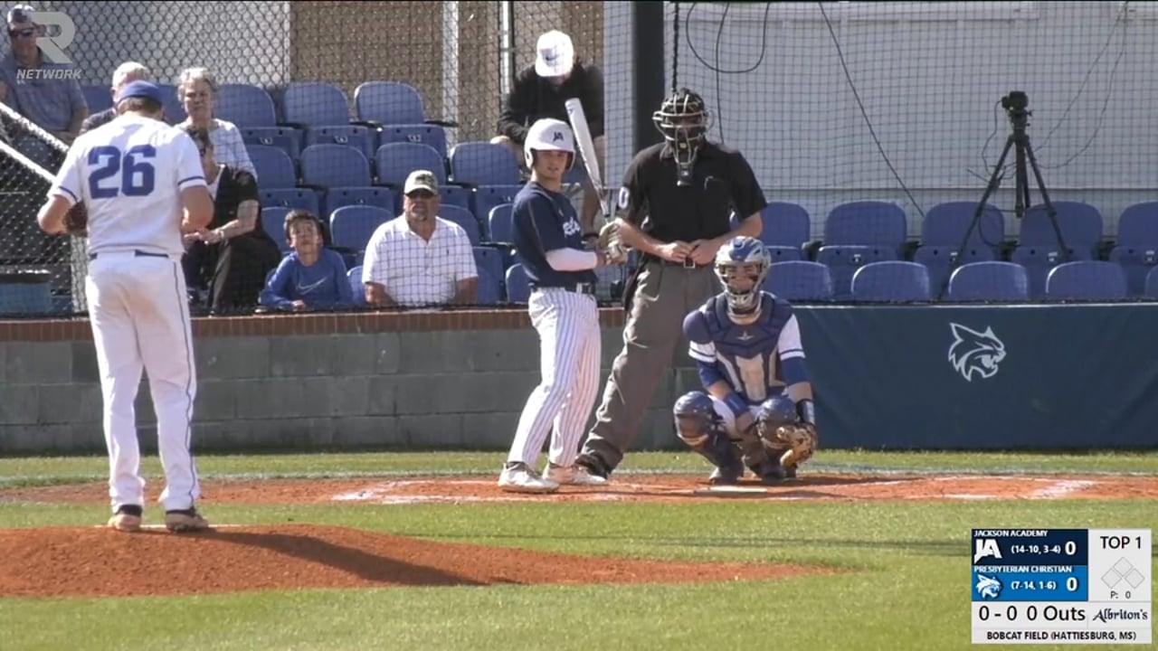 Varsity Baseball-2019-Apr 12-Presbyterian Christian (DH GM 1)