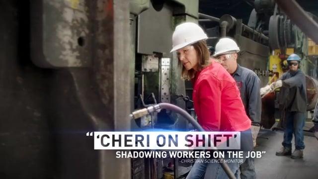 Cheri on Shift