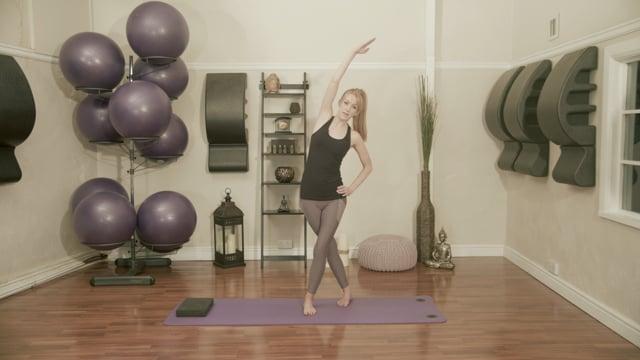 Lower Limb Pilates