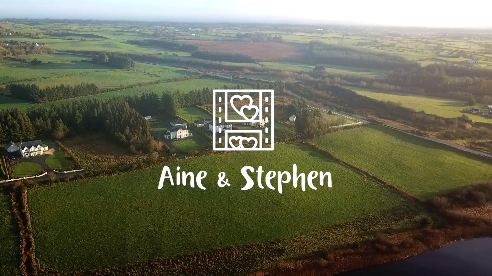 Áine & Stephen's Full Day Film