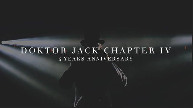 Doktor Jack 4 Years Anniversary [Trailer]