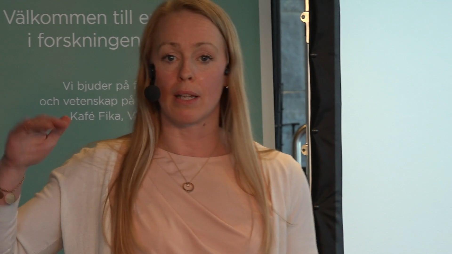 Film: Har du blivit fästingbiten – orolig för TBE? Anna Överby Wernstedt